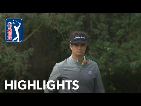 Beau Hossler's highlights | Round 2 | Houston Open 2019