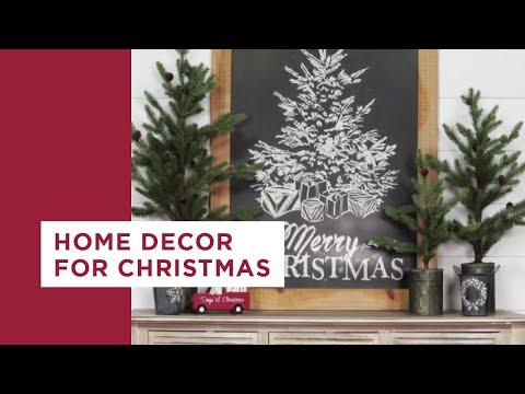 New Christmas Decor Ideas