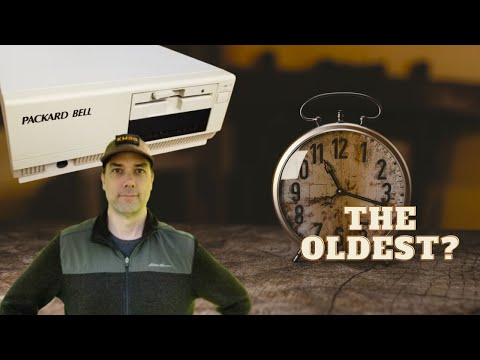 Is this the oldest Packard Bell ever made?