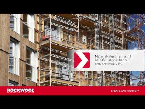 REDAir® FLEX i et av Europas største byggeprosjekter i massivtre