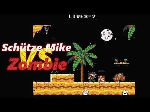 Schütze Mike VS Zombie (2018) | Preview Comentada | Amiga | Homebrew World