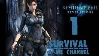 Прохождение Resident Evil: Revelations — Часть 1: На палубе корабля