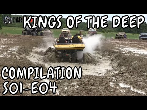 KINGS OF THE DEEP - MUDDING 5 YEAR COMPILATION - VOL 04