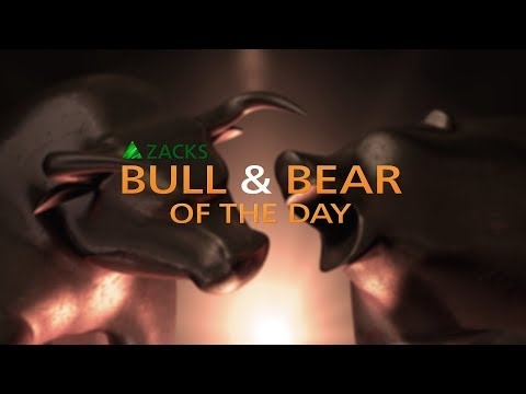 American Eagle Outfitters (AEO) and Regis (RGS): Today's Bull & Bear