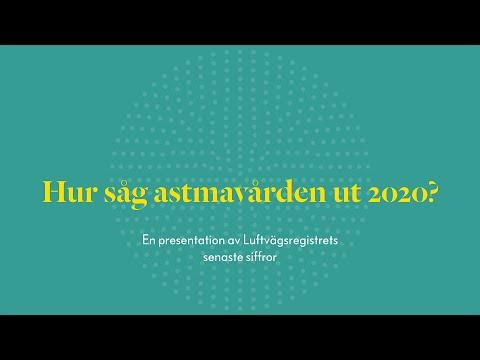 Hur mår svensk astmavård?