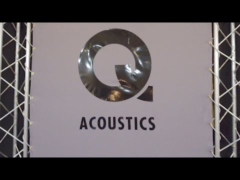 Q Acoustics Concept 500 Loudspeakers at the Bristol Show 2017