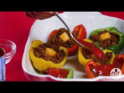 How to Make Stuffed Mexican Peppers | Dinner Recipes | Allrecipes.com