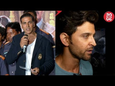 Akshay Shares A Horrific Incident From The Past | Hrithik Avoids The Question On Nepotism