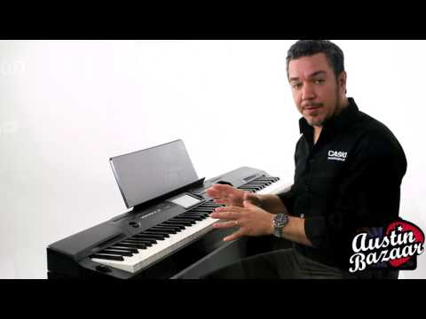 Casio CGP-700 Compact Grand Piano | Review | Austin Bazaar