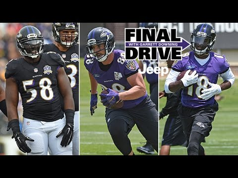 What To Make Of Breshad Perriman's Return & Other Injury News | Final Drive | Baltimore Ravens