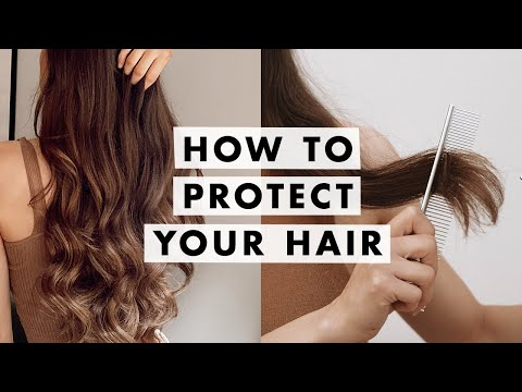 How to Prevent Hair Damage | Grow Long, Healthy Hair
