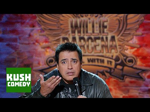 Smokin Weed - Willie Barcena: Deal With It!
