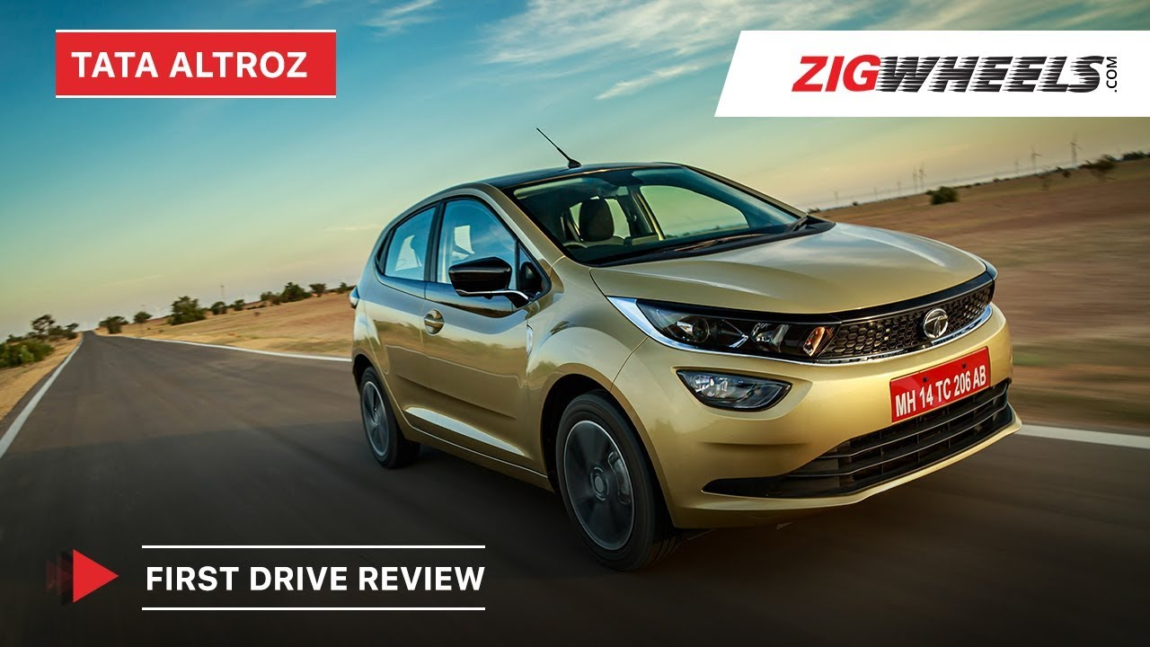 Tata Altroz 2019 | First Drive Review | Price in India, Features, Engines & More | ZigWheels