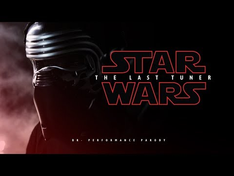 Star Wars Exclusive: The Last Tuner (BR-Performance)