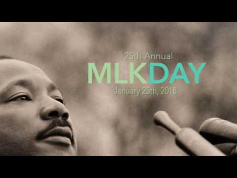 WCU 2018 - Dr. Martin Luther King, Jr. Video