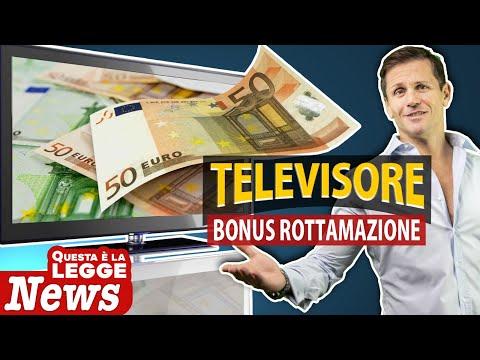 BONUS rottamazione TV 2021-2022 | Avv. Angelo Greco