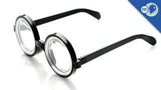 Self-Adjustable Glasses: Where did they come from? | Stuff of Genius