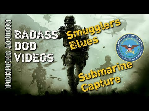 Badass DoD Videos-Submarine Capture