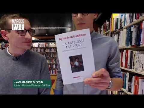 Vidéo de Myriam Revault-d'Allonnes