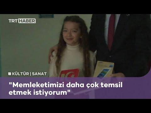 İstiklal Marşı Yarışması'nın birinci ve üçüncüsü Kuzey Makedonya'dan