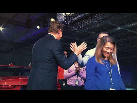 The New S60 and US Factory Inauguration 2018