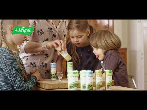 Olga ja lapset testaa: Herbamare