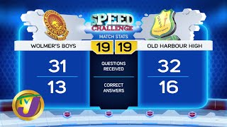 Wolmer's Boys vs Old Harbour High: TVJ SCQ 2020 - March 10 2020