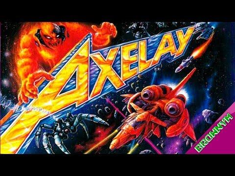 Axelay [Konami] - Super Nintendo