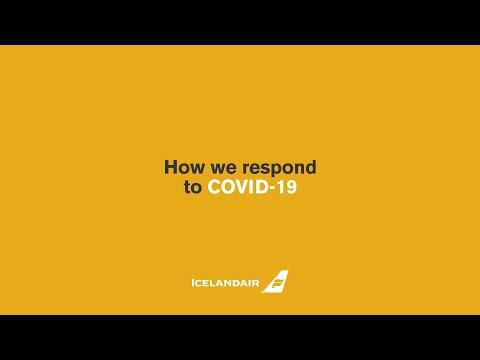 Covid-19 Information Video | Icelandair