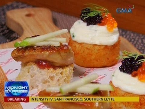 Small bites na mga pagkaing bubusog sa inyong cravings para sa Italian food