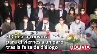 EXCANDIDATO ANUNCIA PARO DE SALUD