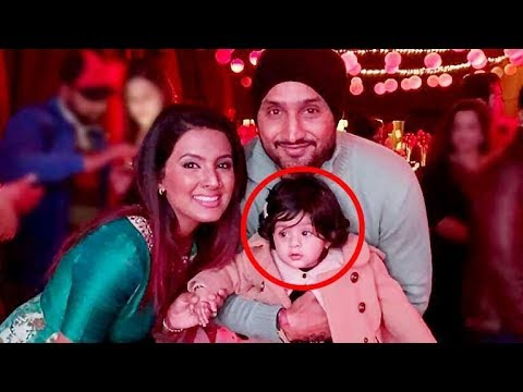 Harbhajan Singh's Baby Girl Hinaya's CUTE Pics On Her First Birthday