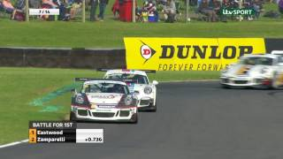 Porsche Carrera Cup GB: Snetterton rounds 8 and 9 highlights