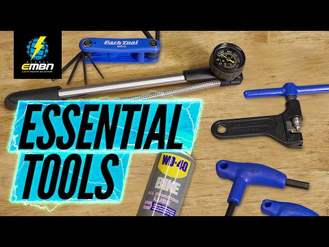 Essential Tools For Your Workshop   E-Bike Maintenance