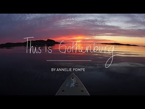 This is Gothenburg by Annelie Pompe