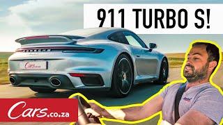 Проверяя временем новый 911 Turbo S - четверть мили, 0–100, 0–20
