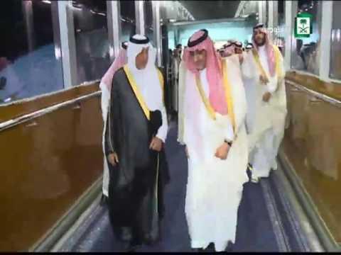 وصل بحفظ الله ورعايته  سمو ولي العهد الى جدة امس قادماً من الرياض