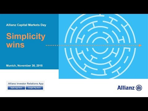 Capital Markets Day 2018, wrap-up and Q&A