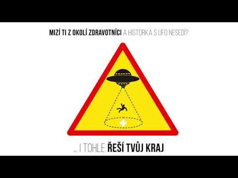 👽 MIZÍ TI Z OKOLÍ ZDRAVOTNÍCI A HISTORKA S UFO NESEDÍ❓
