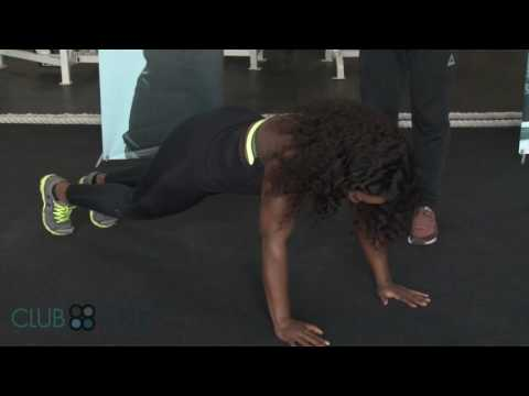 Fitness Tip 4  Mountain Climbers with Marcos
