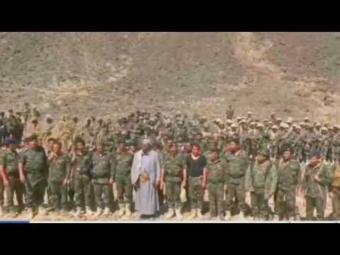 شاهد|سلطان العراده محافظ مأرب وابو محمد يظهروا بهذا المكان ومعاهم افراد كثير تفاصيل صوت وصورة
