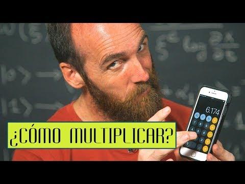 ¿Cuál es la mejor forma de multiplicar?