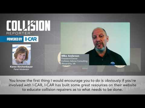 Collision Reporter - Round Table - Tips on Navigating Diagnostics Changes