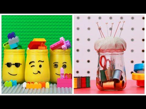 4 Brilliant Ways To Use Baby Food Jars