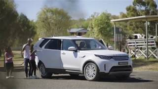 Land Rover Discovery – A Road Trip For A Reason –  George Gregan