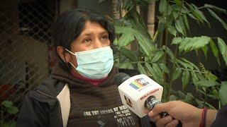 Una madre llora la ausencia de su hija, su pareja la secuestró