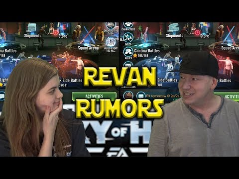 Revan Rumors - Chimaera Event Fix - Home One | Star Wars: Galaxy Of Heroes - SWGoH