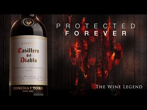 The Wine Legend 2018 – Protected forever