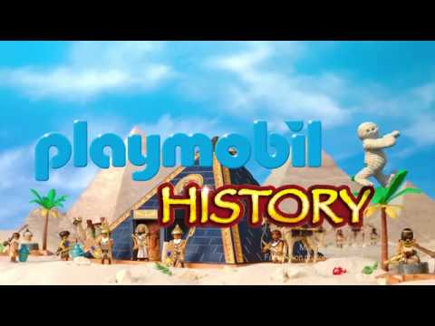 New from PLAYMOBIL, Unlock the secrets of ancient Egypt