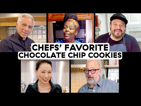 Pro Chefs Share Their Favorite Chocolate Chip Cookie Recipes